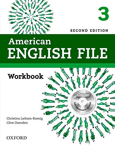 American English File - Workbook. Level 3 (+ iCheker)
