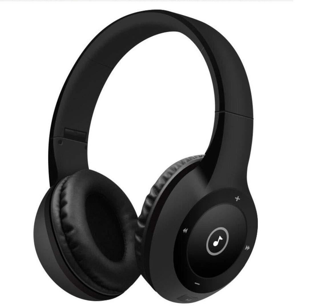 好きに Muzi 4.0ステレオ, B07H3NMB2S Headset Bluetoothヘッドセット Muzi HiFi Sports MP3カード ワイヤレス電話ヘッドセット Bluetooth 4.0ステレオ, ブラック, 154-663 ブラック B07H3NMB2S, 大杉走輪:7f54b628 --- nicolasalvioli.com