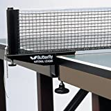 : Butterfly T31 National League Table Tennis Net Set