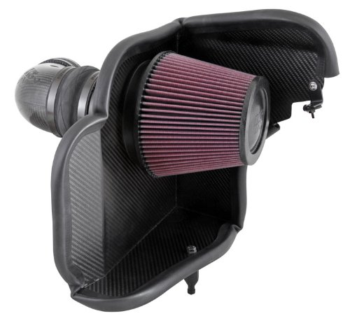 K&N 63-3079 AirCharger Performance Air Intake System K&N Engineering