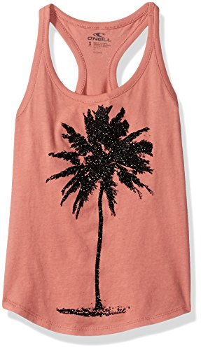 Price comparison product image O'Neill Big Girls' Lonely Palm Tank,  Desert Sand