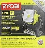 Ryobi P721 One+ 1,800 Lumen 18V Hybrid AC and