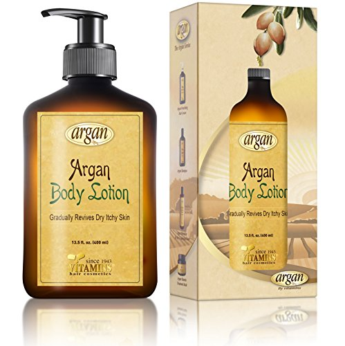 51kovSmGW1L - Vitamins Body Lotion Dry Skin Moisturizer - Non Greasy Anti Aging Skin Glow Ultra Repair Moisturizing Body Cream for Dry or Itchy Skin