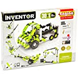 Engino Inventor - Build 30 Motorized Multi-Models Construction Kit