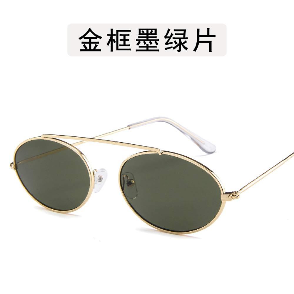 Yangjing-hl Gafas Gafas sin Montura sin Montura Gafas de Sol ...