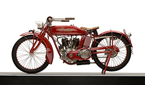 1917 Indian Motorcycle - 9