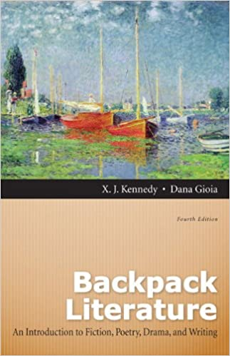 9780321968128: backpack literature: an introduction to fiction.