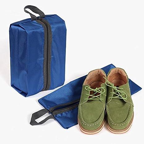 3 Stk Koffer /& Rucksack mit Tragegriff Verwendbar f/ür Frau und Mann YOBOKO Wasserdichter Schuhtasche mit Rei/ßverschluss Saubere Aufbewahrung von Schuhen in Sporttasche wasserdicht schuhtasche