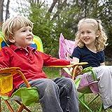 Melissa & Doug Bella Butterfly Kid's Chair, 1 EA