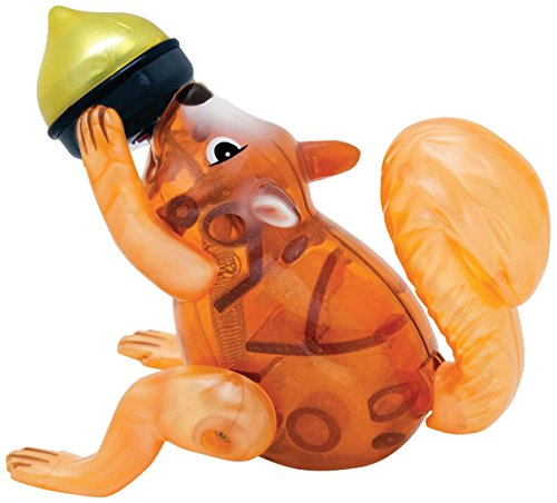 (California Creations Spinning Squirrel Scamper Z Windup Toy)