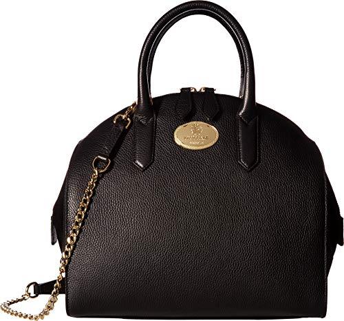 - Roberto Cavalli Women's Bowling Bag Black One Size