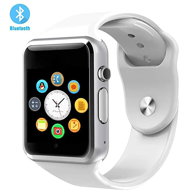 Amazon.com: GPS Watch for Kids SNIDII MP3 MP4 Smart Watch ...