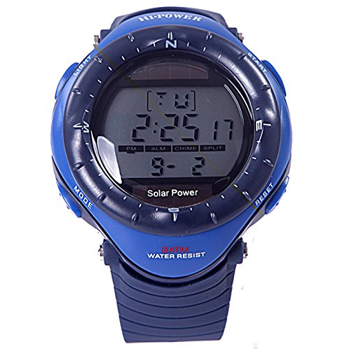 HDE Resistant Digital Chronograph Stopwatch
