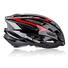 Basecamp Specialized Bike Helmet for Road & Mountain Biking - Cycling Helmet Bike Bicycle Helmets Safety Sport Bike Helmets for Adult Men & Women,Youth,Teen Boys & Girls -Comfortable , Lightweight , Breathable