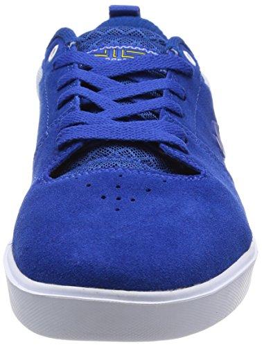 Uomini Dvs Da Scarpe Blu Skateboard Blu Per Gli Scarpe wZ7Yqp