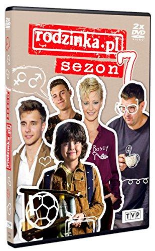 Rodzinka.pl Sezon 7 (2DVD)