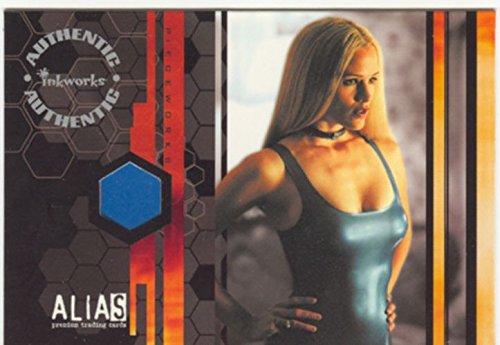 Alias Season 1 Pieceworks Costume Card PW1 Latex (Alias Costume)