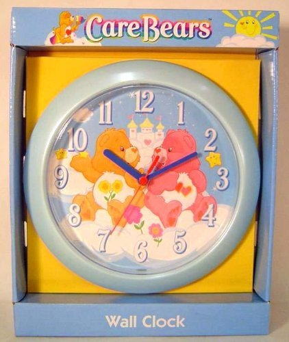 Care Bears Wall Clock