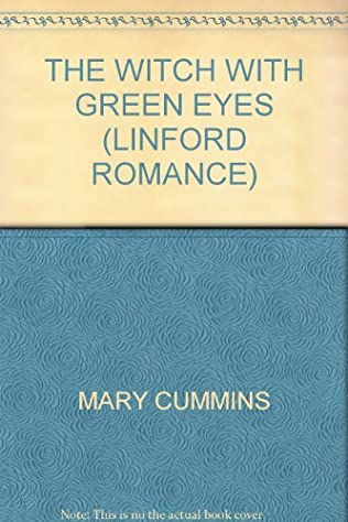 book cover of The Witch with Green Eyes