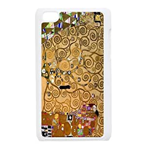 Gustav Tree of Life iPod Touch 4 Case White M3792358