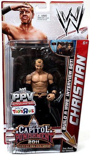 Mattel Wrestling Exclusive Punishment Christian product image