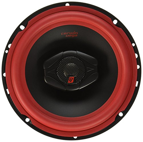 CERWIN VEGA V465 6.5-Inch 400 Watts Max/75Watts RMS Power Handling 2-Way Coaxial Speaker Set (Certified Refurbished)