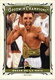 2013 Upper Deck Goodwin Champions Trading Card #130 Oscar De La Hoya