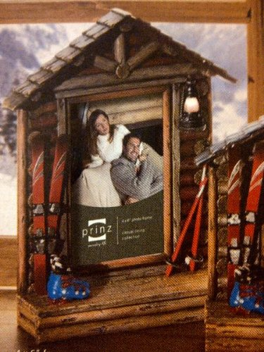 Amazon.com: Breckenridge Ski Lodge Skiing Picture Frame 4\