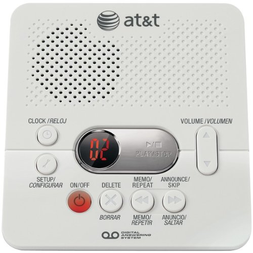 - AT&T 1740 1740 Digital Answering System