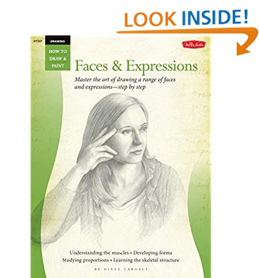 Draw Manga Faces For Expressive Characters: Learn To Draw More Than 900 Faces Download