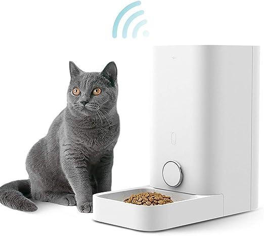 PETKIT Alimentador Inteligente para Perros y Gatos -Doble Fresco ...