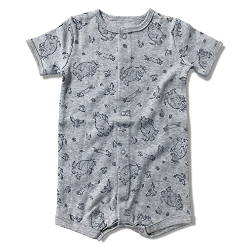 Infant Baby Boys Girls Short Sleeve Romper Summer