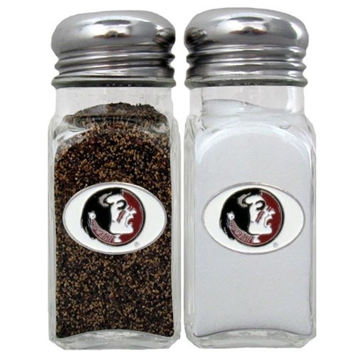 NCAA Florida State Seminoles Salt and Pepper Shakers - Ncaa Florida State Seminoles Tabletop