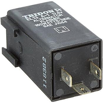 amazon com tridon el13a1 electronic flasher automotive rh amazon com 2 Prong Flasher Wiring-Diagram Sho Me Flasher Wiring-Diagram