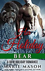 Her Holiday Bear (A BBW Paranormal Christmas Romance) (Holiday Bears Book 1)