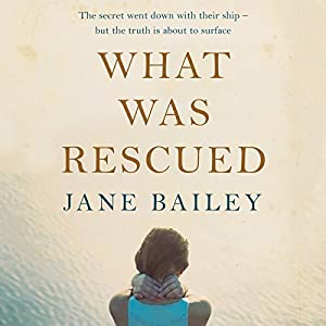 What Was Rescued Audiobook