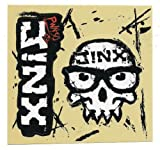 Jinx Logo Skull Minecraft DECAL STICKER