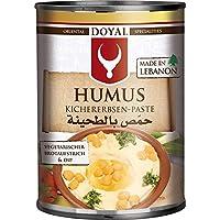Doyal, Hummus para mojar y untar - 12