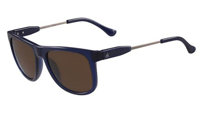 Sunglasses CK 3186 S 438 BLUE at Amazon Mens Clothing store