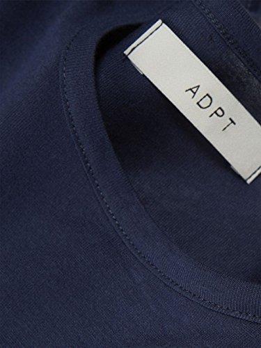 ADPT Wrap ShirtKleid in WickelLook extra lang kurzarm vokuhila ...