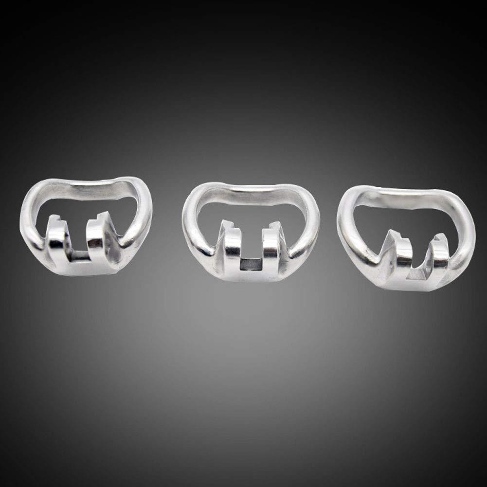 Jaulas de pene Chastity flexión lock sección larga para hombres y cierre de flexión Chastity para adultos (Tamaño : 40mm) 0bf660