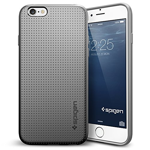 cheap for discount 09259 d227e Spigen Liquid Air iPhone 6 Case with Durable Flex and Easy - Import ...