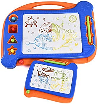 Yanqueens Magnetic Drawing Board for Kids
