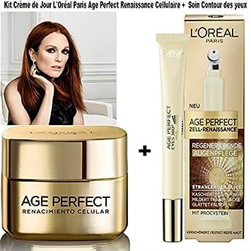 L Oréal Paris Age Perfect Renacimiento Celular Crema de día ...