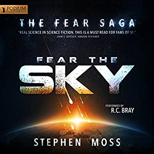Fear the Sky Audiobook