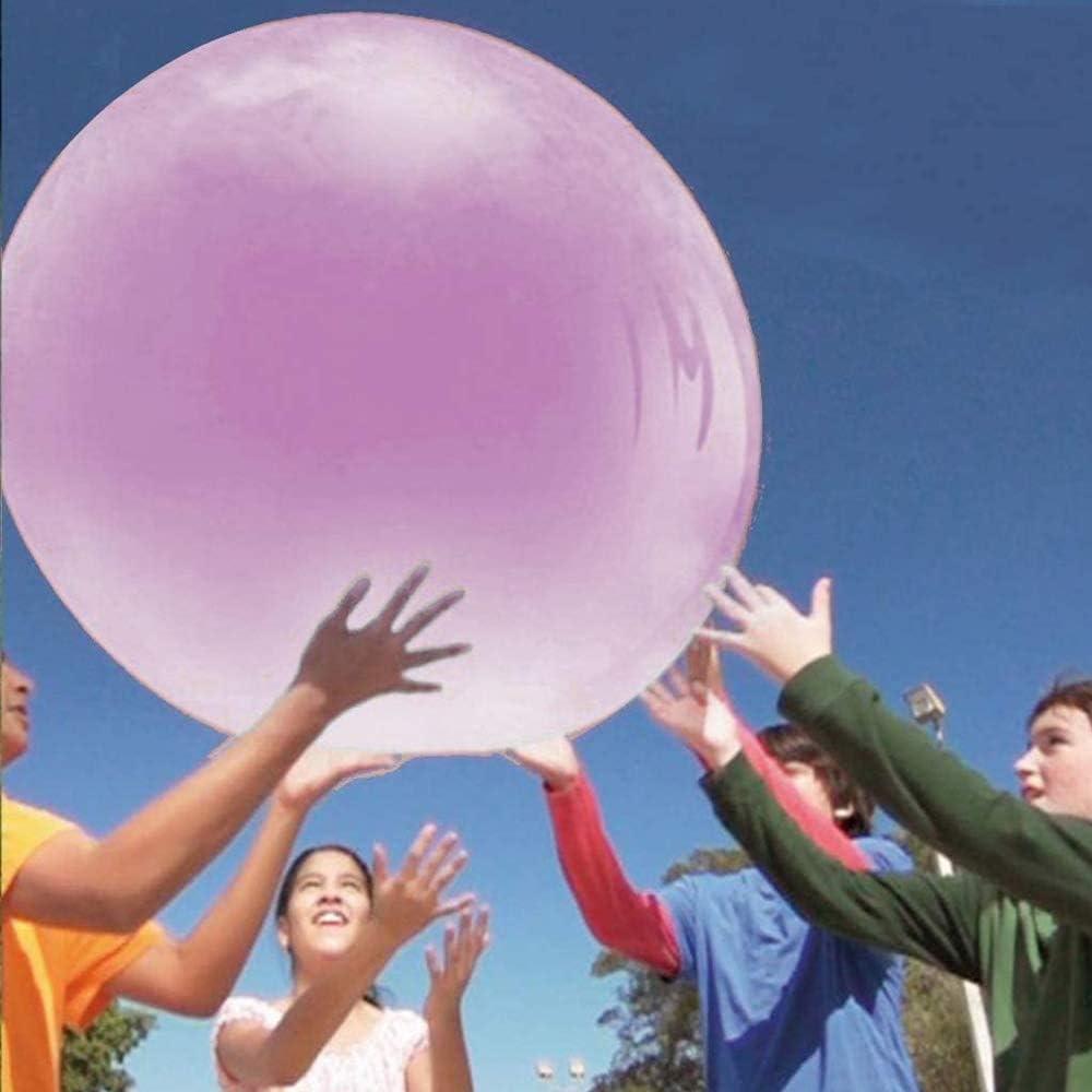 ANA 4 Stück Outdoor Fun aufblasbare Bubble Balls Spielzeug