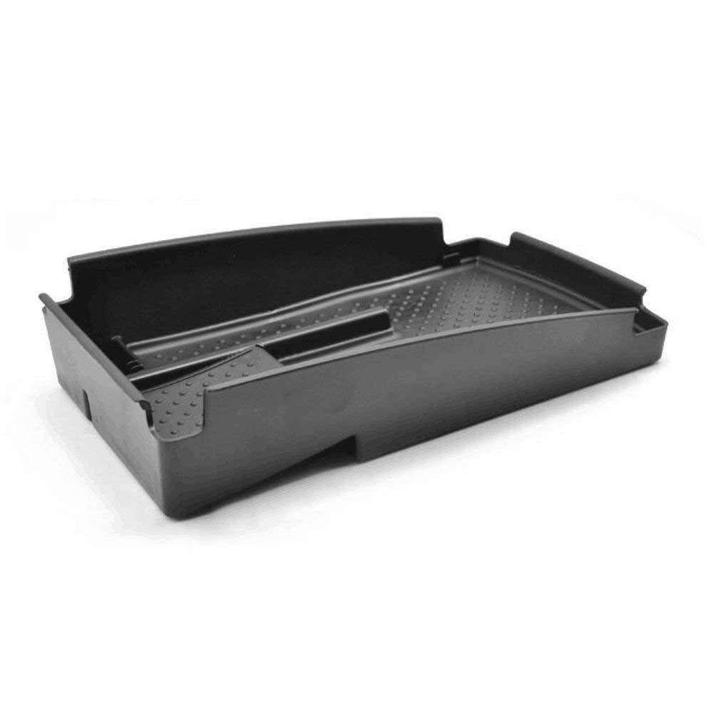 BODYART Black New Holder Tray Armrest Center Console Storage Box For VW Passat B6 B7 TS Trade