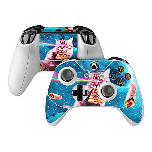 Guardian of Za Skin Decal Compatible with Microsoft Xbox One and One S Controller - Full Cover Wrap for Extra Grip and Protection from DecalGirl