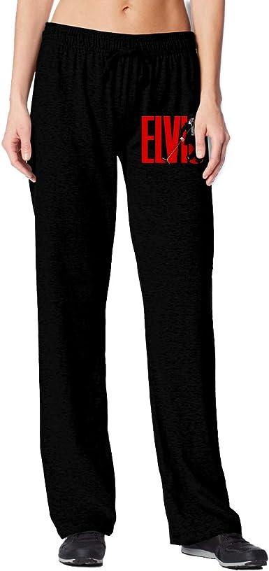 Bestbeststore Elvis Presley Pantalon De Survetement Pour Femme Noir Xx Large Amazon Fr Vetements Et Accessoires