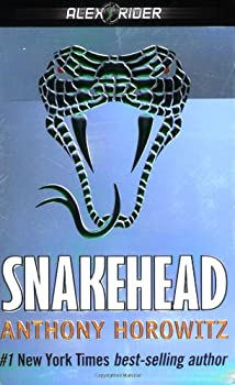 Snakehead 1406309354 Book Cover